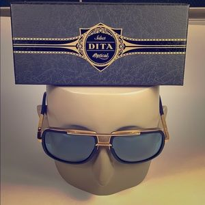 Men's New Dita Mach-One Sunglasses